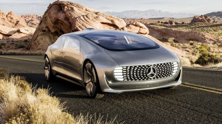 mercedes benz f 015 luxury in motion
